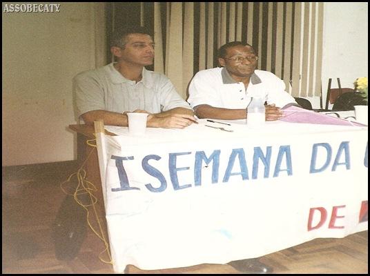 004 - III Semana Municipal de Umbanda e de Religiões de Matr