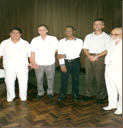 008 -III Semana da Umbanda - (esq.) Danilo de Oxalá, Pai Pau