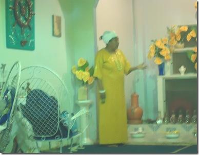 Fala aos Filho sobre a nossa organização sa Casa para Xerê da Mãe Oxum e Chão dos irmãos (2)