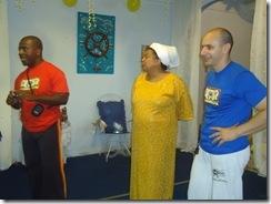 Visita ao Ilê de Iemanjá da Mãe Carmen de Oxala Mestre, professores e oficinando de Capoeira - Guarda Negra (7)