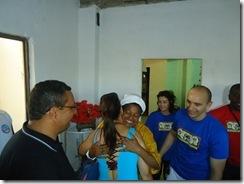 Visita ao Ilê de Iemanjá da Mãe Carmen de Oxala Mestre, professores e oficinando de Capoeira - Guarda Negra (3)