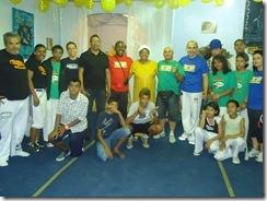 Visita ao Ilê de Iemanjá da Mãe Carmen de Oxala Mestre, professores e oficinando de Capoeira - Guarda Negra (9)