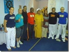 Visita ao Ilê de Iemanjá da Mãe Carmen de Oxala Mestre, professores e oficinando de Capoeira - Guarda Negra (16)